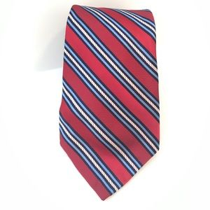 Nordstrom Tie 100% Silk Made in USA